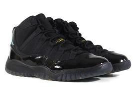 Nike Air Jordan Retro 11 XI PS GG GS Gamma Blue Size 2.5Y 378038 006 VNDS - $150.00