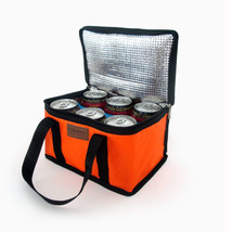 Lunch Box Picnic Waterproof Tote 6 Colors - $17.99