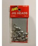 Arkie Lures Jig Heads 1/32 ounce REN-493, 10 pack, new - $3.96