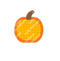 Pumpkin Shaker DIGITAL File.  Instant Download.  PNG & SVG Files.  No Physical I
