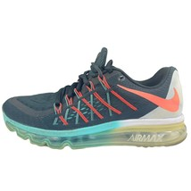 Nike Air Max 2015 Women's Size 9.5 Running Shoes Black Hot Lava Pink 698... - $44.99