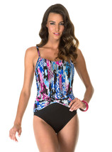 1697182c56 Nwt Magicsuit By Miraclesuit 8 Slimming Swimsuit Underwire Jerry $154 -  $61.06