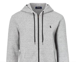 Mens Polo Ralph Lauren Double-Knit Hoodie - $89.95