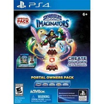 Skylanders Imaginators Portal Owners Pack PS4 Video Game New - $14.84