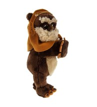 Disney Parks Star Wars Ewok Snuggle Snapper Plush New with Tag - $26.42