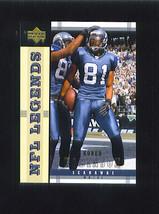 Koren ROBINSON 2004 Upper Deck NFL LEGENDS GOLD PARALLEL Card 78 13/25 - $19.99