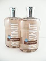 Body Works Signature Vanillas Coconut Shower Gel 10 Fl Oz (2 Bottles) - $23.50
