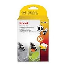 Kodak 10B/10C Combo Ink Cartridge - Black/Color - 1 Year Limited Warranty - $129.58