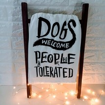 Dogs Welcome: *Primitives By Kathy* Quirky Kitchen | Dish Towel - €7,75 EUR