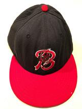 Vintage 1997 New Era Buffalo Bisons Minor Baseball Snapback Hat Signed - $12.00