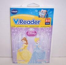 NEW! VTech V.Reader Cartridge : Disney Princess  {2904} - $6.86