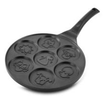 MegaChef Fun Animal Design 10.5 Inch  Nonstick Pancake Maker Pan with Co... - $34.79