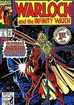 Warlock and the Infinity Watch (1992 series) #1 [Comic] [Jan 01, 1992] Marvel - £7.93 GBP