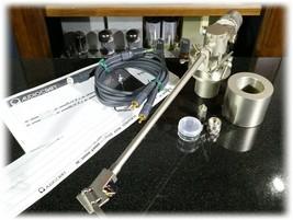 AUDIO CRAFT AC-4000 SILVER Tonearm used Japan audio/music  - $2,079.00