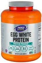 Egg White Protein Now Foods 5 lbs Powder - $75.50