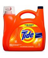 Tide HE Original Scent Liquid Laundry Detergent Soap 200 oz  - $40.00
