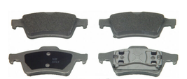 Wagner Thermo Quiet Edge Rear Brake Pads for Mazda 3 2004-2005 Mazda 5 2006