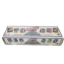 1991 Edition Upper Deck Baseball Factory Set Sealed Unopened 800 Cards S... - $36.62