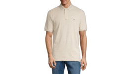 Tommy Hilfiger Men's Classic Fit Ivy Polo, Size S, MSRP $49 - $29.69