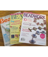 Set of 3 Bead Magazines MEL-045 - $7.51