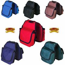 Hilason Western Tack Horse Pockets Horn Bag U-9374 - $19.95