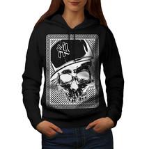 New York Skull Gangster Sweatshirt Hoody Death Gang Women Hoodie - $22.99+
