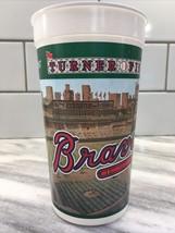 Atlanta Braves Turner Field Inaugural Year 1997 Plastic Coca Cola Cup - $13.99