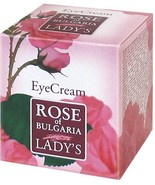 BioFresh ROSE OF BULGARIA Eye Cream Women Regenerative & Moisturising 25 ml - $7.40