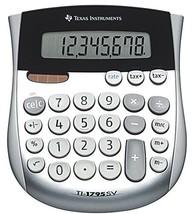 Texas Instruments TI-1795 SV Mini-Desktop Calculator 17311-02 - $17.14