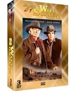 NEW The Guns of Will Sonnett - First Season (DVD, 2004, 3-Disc Set) - $39.04