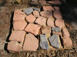 SUPPLY KIT+ 24 FIELDSTONE MOLDS MAKE 1000s OF STONE VENEER AND ROCKS FOR PENNIES image 8