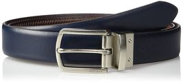Tommy Hilfiger Men's Reversible Feathered Edge Stitched Leather Belt 11TL02X188 image 7