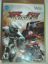 MX vs. ATV Untamed (Nintendo Wii, 2008) - $4.84