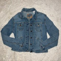 Levi's Women Denim Jean Jacket Size M - $39.60
