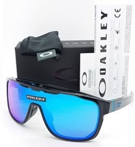 Oakley Crossrange Shield sunglasses Black Ink Prizm Sapphire OO9390-0931... - $94.04