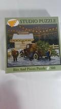 Studio Puzzle Bits and Pieces 500 New Tree Farm - $9.90