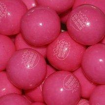 Dubble Bubble Pink Lemonade 24mm Gumballs 1 Inch, 3 Pounds Approximately... - $17.82