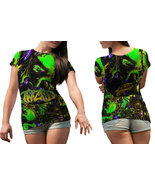 Twiztid American hip hop group  Full print 3D All Over Print T-shirt Tee... - $16.99+