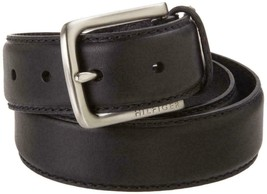 Tommy Hilfiger Men's 35MM Leather Casual Belt Black 11TL02X038 (38) New w/o Tags