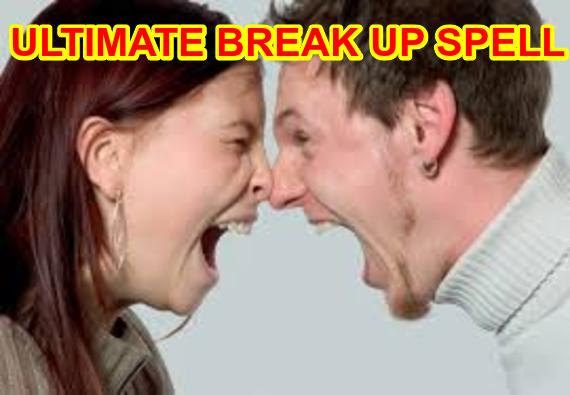 Primary image for Break Up Spell, powerful break them up spell, real spell real magic