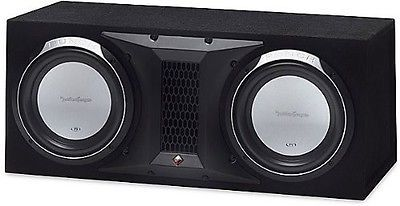 "ROCKFORD FOSGATE P1L-2X10 10"" Punch  LOADED SUB P1S810"
