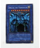 OBELISK THE TORMENTOR - JMP-EN004 - LIMITED - Secret Rare YuGiOh Card Pr... - $174.99