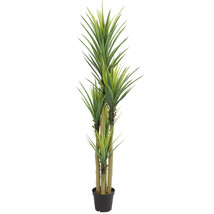 7-Ft. Dracaena Artificial Plant Green Foliage - $167.39