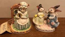 2 Vintage Avon Cherished Moments Collector's Corner & President's Club Awards - $16.73