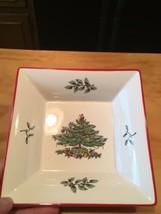 "Spode Christmas Tree Square 6"" Dish - $18.99"