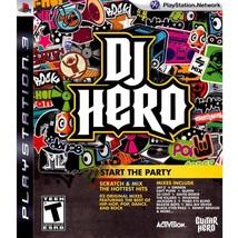 Activision 886162342000 DJ Hero Software - PlayStation 3 - $19.35