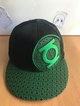 Green Lantern: Emblem Mini Logo Mesh Cap Brand NEW! image 1