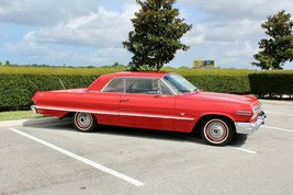 1963 Impala profile red | 24x36 inch poster | Looks great! - $20.78