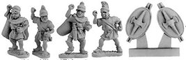 Xyston 15mm: Hellenistic Thracians (8)