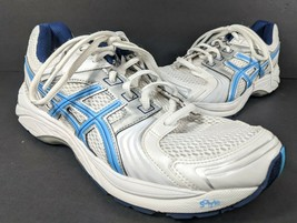 Asics Gel Tech Walker Neo 4 Running Athletic Shoes Womens Size 9 White Q... - $39.23